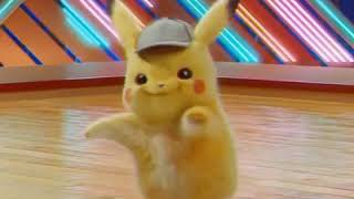 Detective Pikachu Dancing is the best video ever!!!
