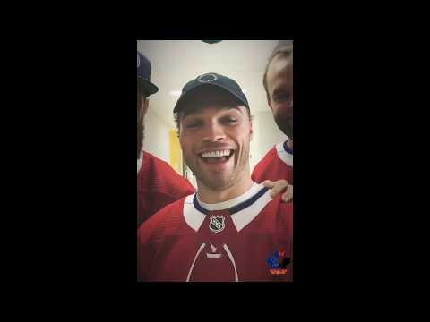 Max Domi - with team mates, at mall of America - Nov 22, 24, 25, 29 & December 10, 12, 2018