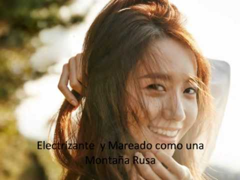 05 Yoona (SNSD) - Deoksugung Stonewall Walkway (STATION) MV , Sub Español (V. I. P. De SNSD)