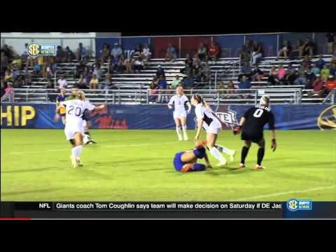 2015 NCAA Soccer: SEC Championship semi-final – LSU vs Texas A&M