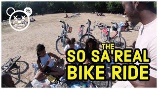 THE SA'REAL BIKE RIDE