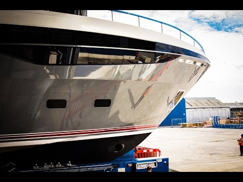 Princess 35M | The Making of a Princess