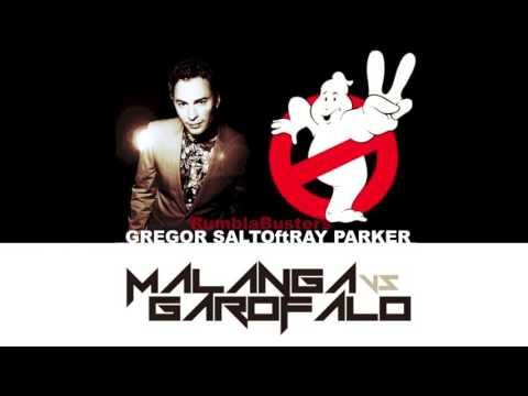 Alex Garofalo - GREGOR SALTO ft RAY PARKER -  Rumble Busters (MALANGA VS GAROFALO) MashUp