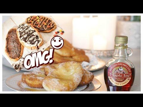 recette-idéale-pour-un-goûter-très-gourmand-|-beignets-canadiens---queues-de-castor
