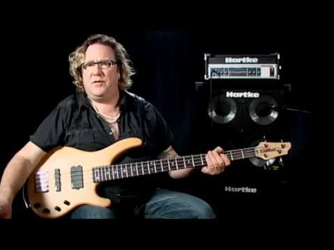 Stu Hamm U: Slap Bass - #8 Think Like a Drummer - Bass Guitar Lessons