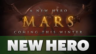 Dota 2 New Hero Trailer - Mars and Grimstroke