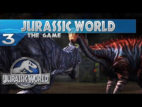 Jurassic World || 3 || Hard Work