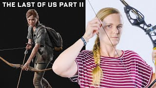 Olympic Archer Breaks Down Video Game Archery | WIRED