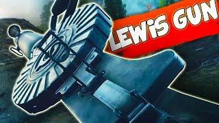 battlefield 1 multiplayer gameplay bf1 lewis gun
