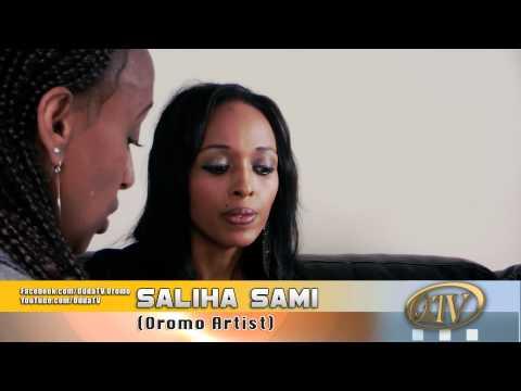 Odda TV interview with Saliha Sami