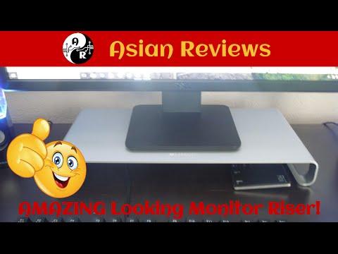 Slim Monitor Stand! Satechi Aluminium Monitor Stand Review