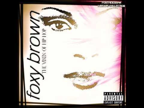 Foxy Brown - The Vixen of Hip Hop (Fan Made Mixtape) 2017