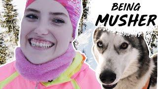 Sabrina Cantu : The sleddog racer
