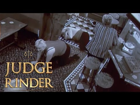 Footage Reveals the Damage Done to a Couple's Pub | Judge Rinder