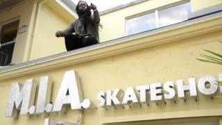 King Spyda   6 Foot 7 foot   Skateboarding   MIA SkateShop   OFFICIAL HD VIDEO
