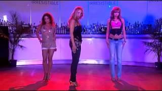 Видео урок танца в клубе №3