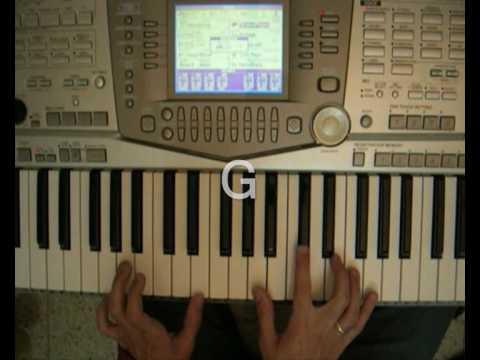 Hero - Nickelback - Piano Tutorial