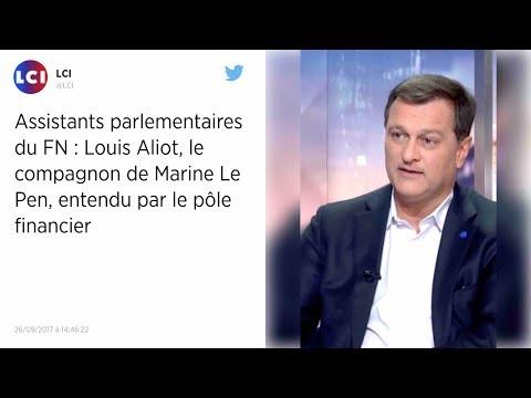 Louis Aliot convoqué au pôle financier