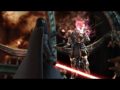 Soul Calibur IV - All Cinematic Endings