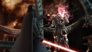 Soul Calibur IV - All Cinematic Endings