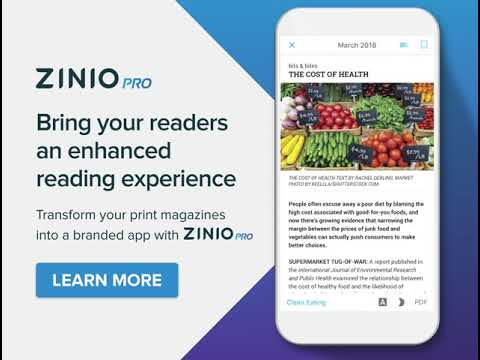 ZINIO Pro - Edit Once, Distribute Everywhere