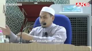 Isu Tarikat Naqsyabandi - Ustaz Muhammad Fawwaz