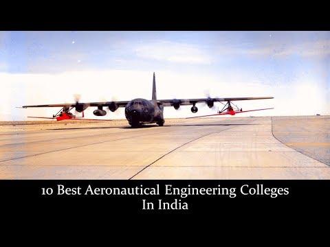 10 Best Aeronautical Engineering Colleges In India
