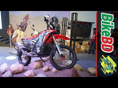 Honda CRF  Rally In Bangladesh! Honda CRF L In Bangladesh!