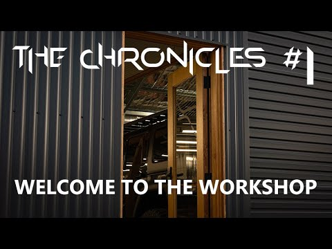 Garage loft build! The Chronicles #1