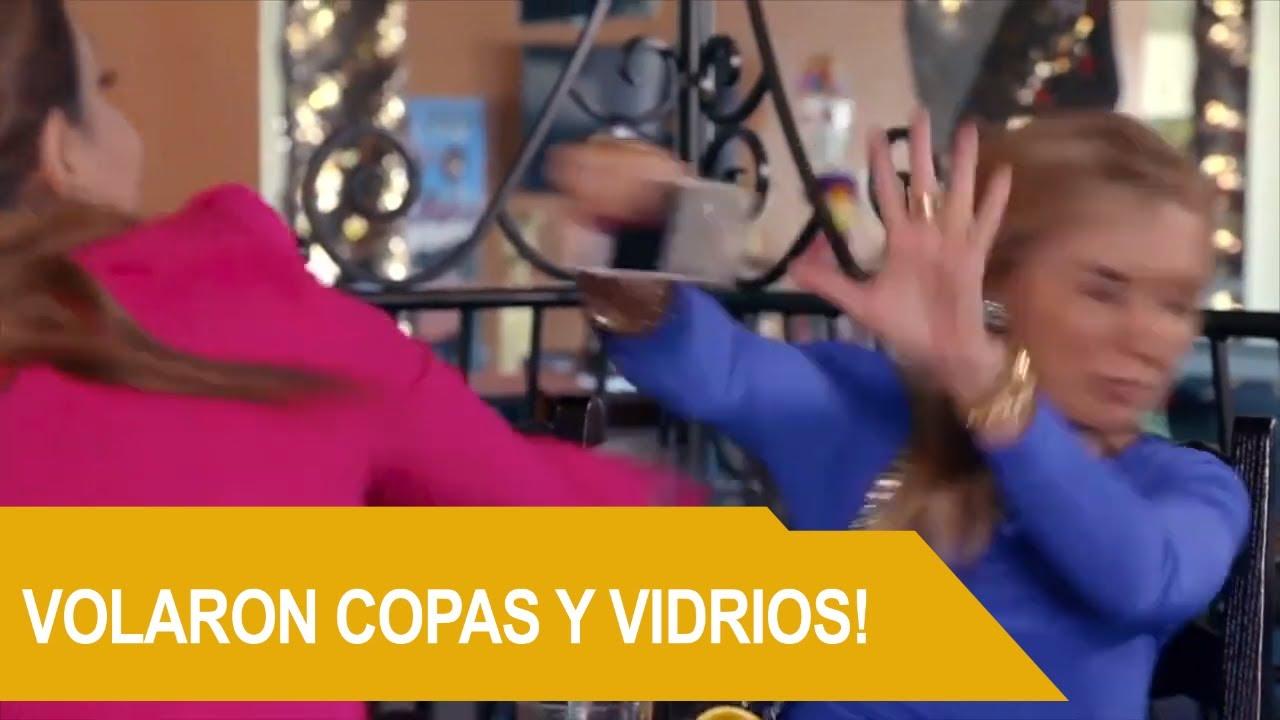 Mayeli pone a temblar a Sandra como nunca   Rica Famosa Latina   Temporada 3  Episodio 20