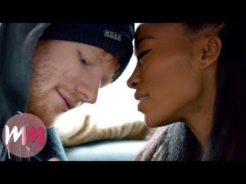 Top 10 Best Ed Sheeran Music Videos