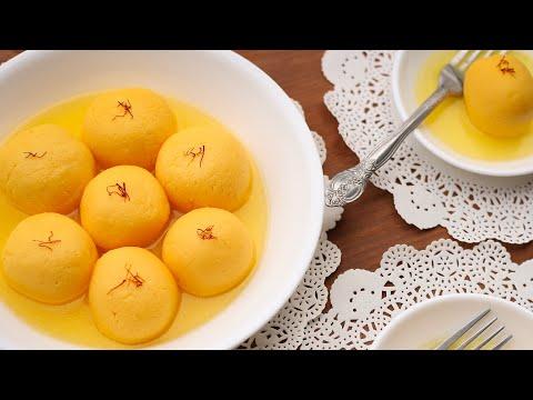কমলা ভোগ মিষ্টি | Komola Bhog Mishty | Komola Vog | Bangladeshi Sweets | Bengali Mishty Recipe