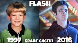 The Flash TV show actors, Before and After they were Famous