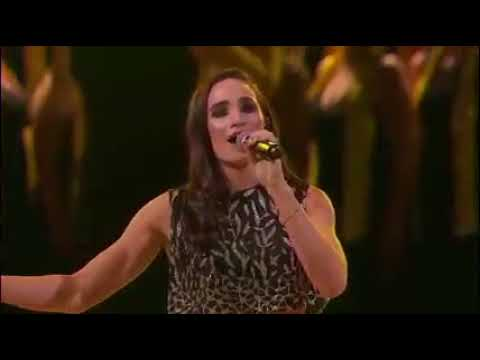 My Performance of Invincible at the Invictus Games Opening Ceremony