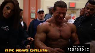 2018 IFBB NY Pro Athlete Check In Video. 2018 NY PRO CONTEST GALLER...
