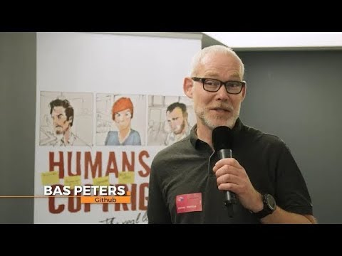 #HumansOfCopyright: How to #FixCopyright for Open Source Software - Bas Peters [Long]