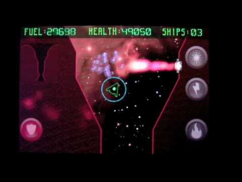 GravSpace for iPhone and iPod Touch - Levels 1-5 - these are the easy ones :)