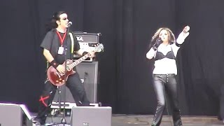 The LoveCrave - Can You Hear Me? (Live M'era Luna Festival 2007)
