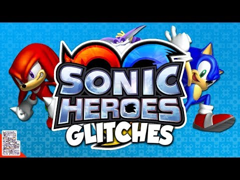 Power Of FriendTeams - Glitches In Sonic Heroes - DPadGamer