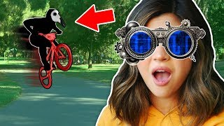 SPY GADGETS to FIND TREASURE AND SOLVE MYSTERY Plague HACKER RIDDLES (Found Clues in Scavenger Hunt)