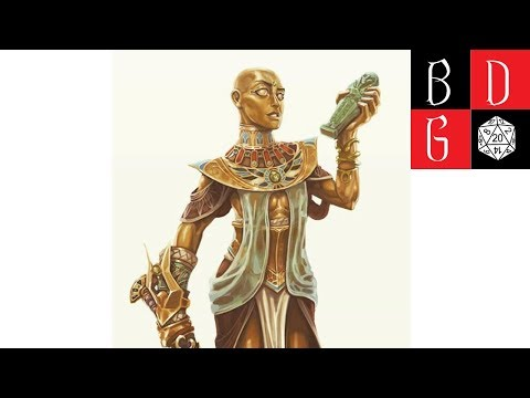 Pathfinder/ Forgotten Races Review I - The Shabti - YouTube
