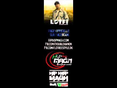 lotfi double kanon 2012 hip hop magh