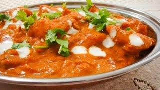 Butter Chicken Recipe Indian Style - Original Recipe Butter Chicken step by step