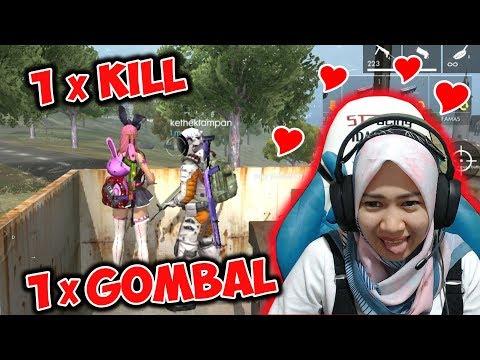 1 x KILL = 1 x GOMBAL !! SAMPAI BOOYAH !! HAHAHA - FREE FIRE JAMBI