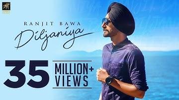 Diljaniya   Ranjit Bawa   Jay K   Official Music Video   Humble Music