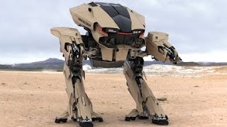 In Future Robotics Technology to challenge US Military _ Cuộc chiến ROBOT