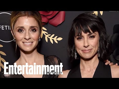 Shiri Appleby, Constance Zimmer React To UnREAL's Season 4 Debut   Flash  Entertainment Weekly