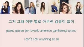 Brave girls - whatever [hang, rom & eng lyrics]