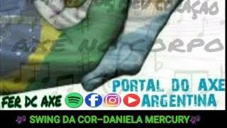 SWING DA COR-DANIELA MERCURY(RETRO)