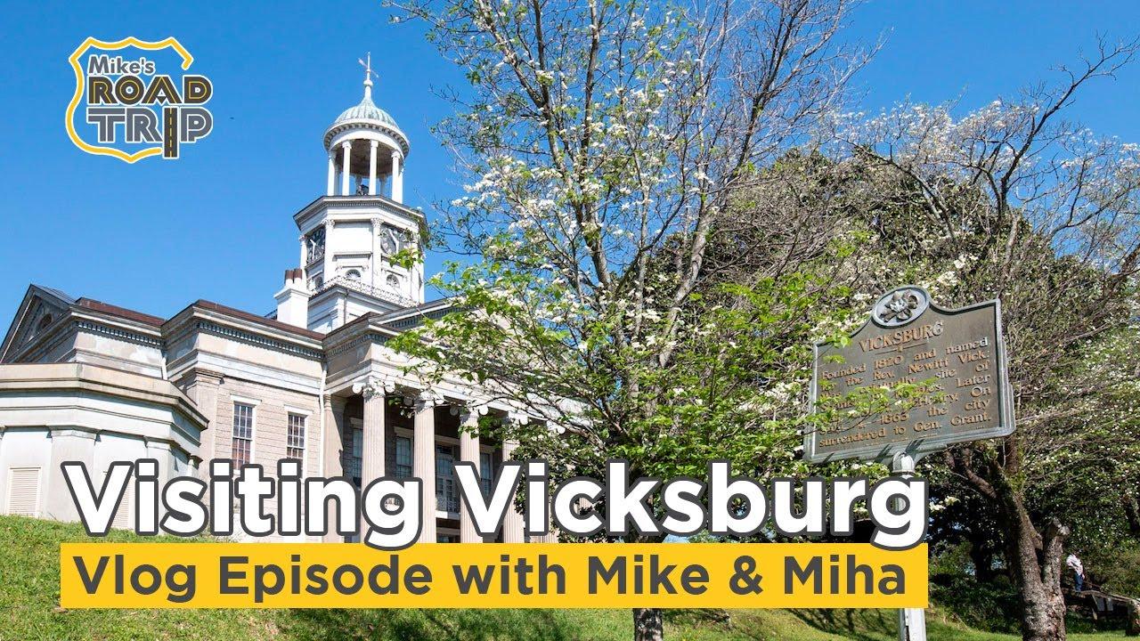 Mike's Road Trip features McRaven